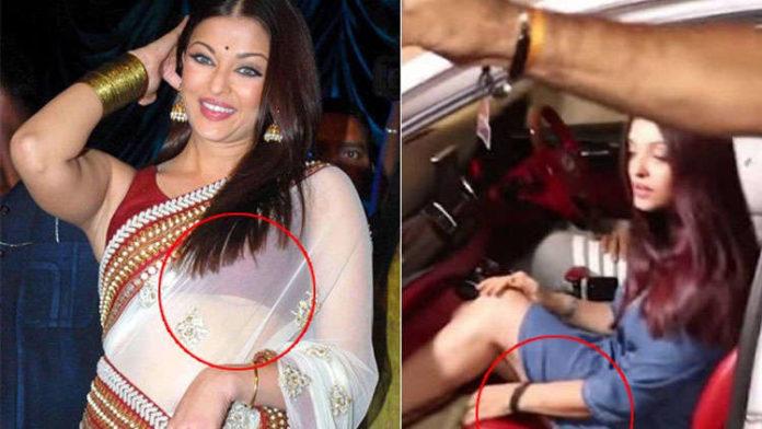 Aishwarya Rai Bachchan's oops moments over the years