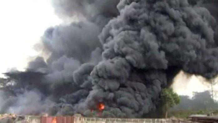 13 Pakistanis, including 8 children, killed in farm fire in Jordan