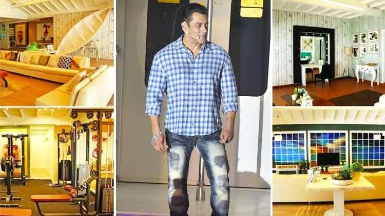 Salman Khan gets a new house adjacent to Bigg Boss 13 house