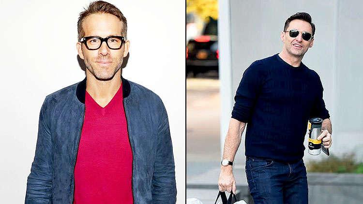Ryan Reynolds has the PERFECT Christmas gift for his friend Hugh Jackman