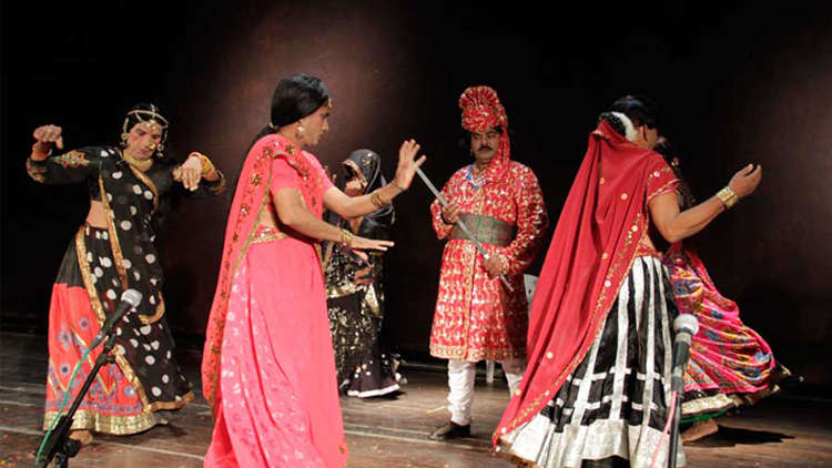 The relevance of Folk Theatres in Modern Times