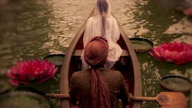 Karan Johar shares the intriguing first look of Kalank