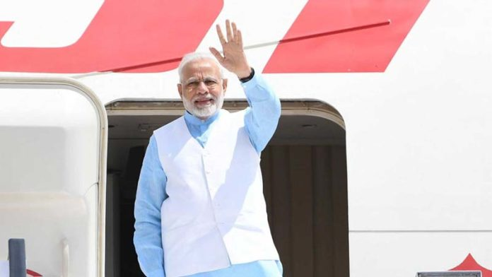 ₹446.52 crore spent on foreign visits of PM Modi in last 5 years: Report