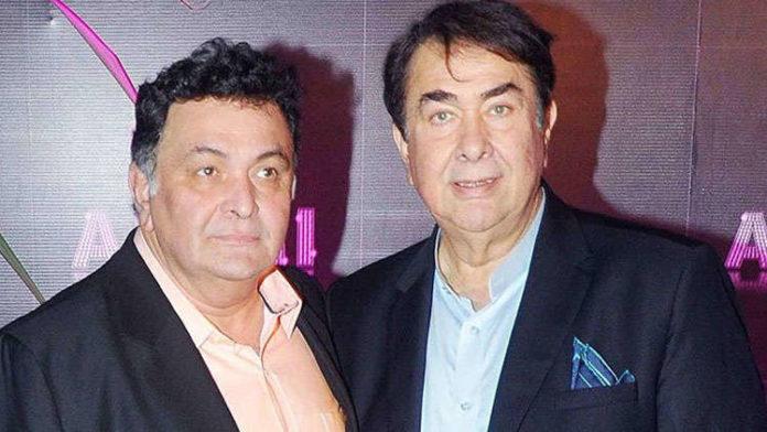 Randhir Kapoor finally breaks silence on Rishi Kapoor's health