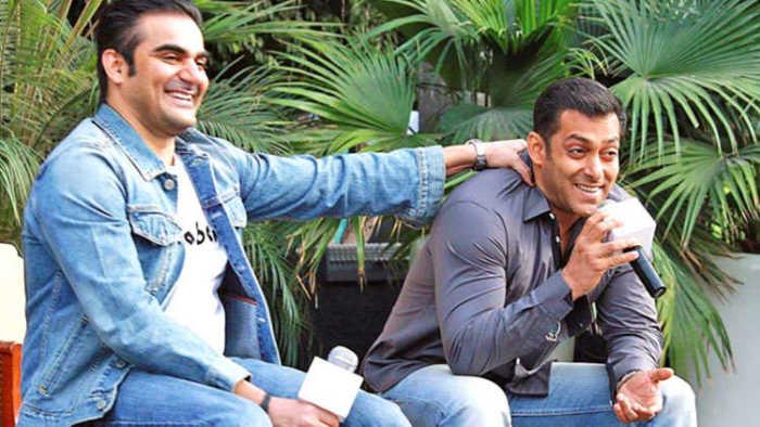Arbaaz Khan reveals the reason behind Salman's 'No Kissing' rule