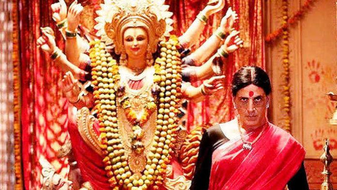 Akshay Kumar gives fans a glimpse of his character Laxmmi in upcoming move Laxmmi Bomb
