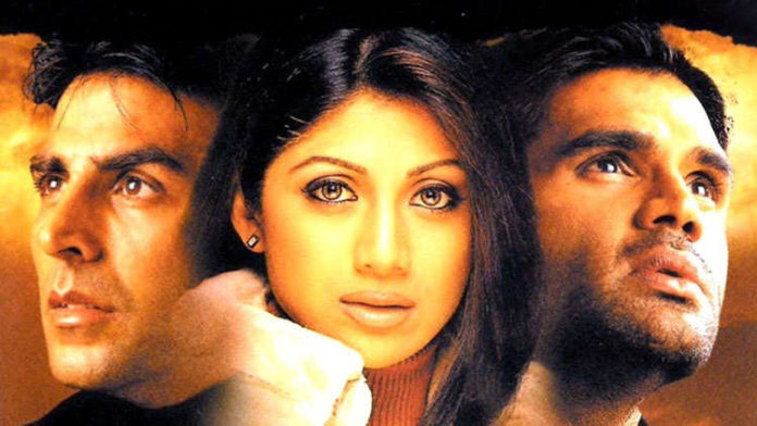 Did you know that the climax of Dhadkan was not as it was shown?