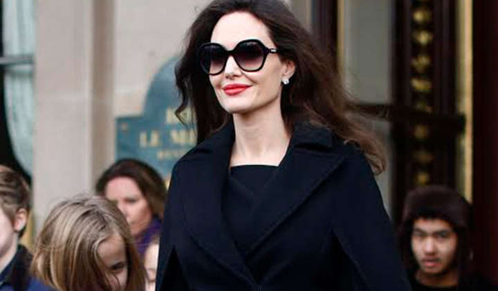Angelina Jolie opens up about how son Maddox comforted her as she dropped him off at college