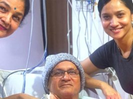 Ankita Lokhande Wishes Speedy Recovery Of Her Father