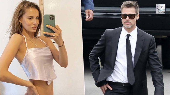 Everything About Brad Pitt's Rumoured Gf Nicole Poturalski