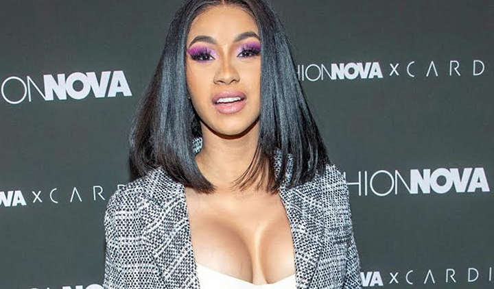 Cardi B claps back at haters who claim Travis Scott should've won her Grammy