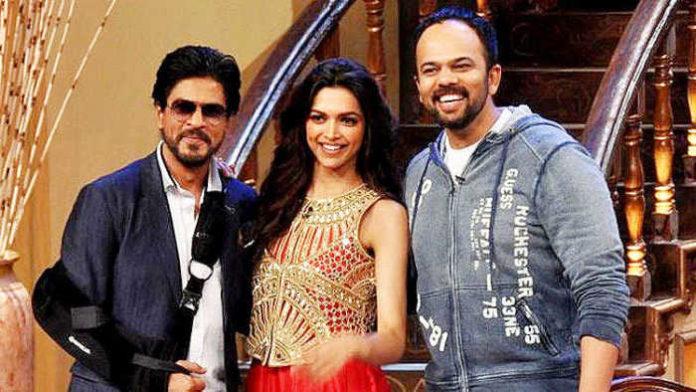 Deepika Padukone reveals Shah Rukh Khan and Rohit Shetty were not happy with her in Chennai Express