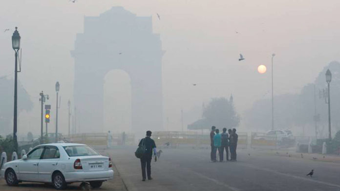 Delhi unable to breathe easy as air quality remains poor