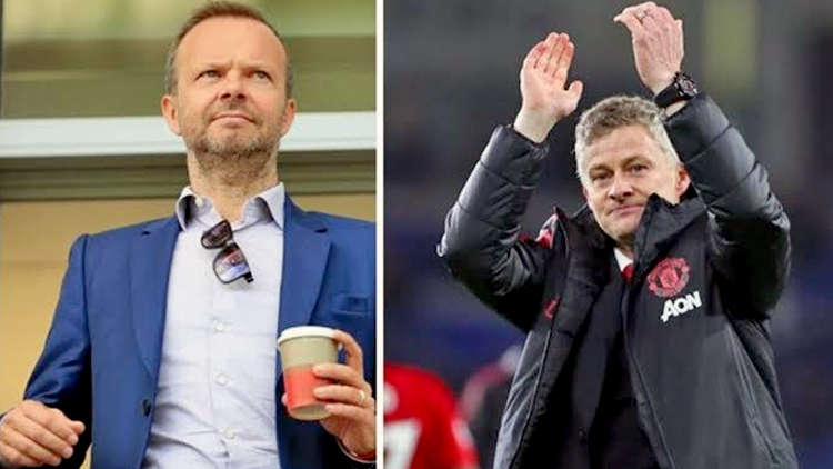 Ed Woodward admits he's made mistakes on big buys and bosses but backs Ole Gunnar Solskjaer