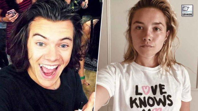 Harry Styles Bags A Role Alongside Florence Pugh