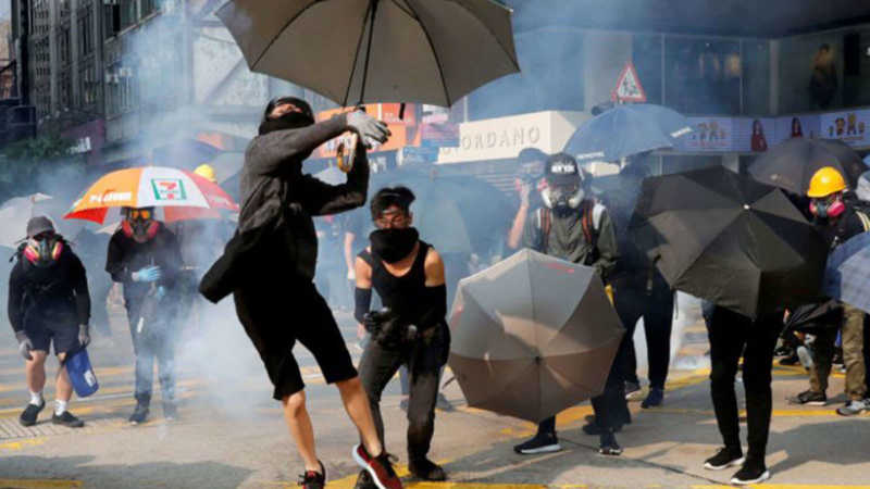 Hong Kong extradition bill officially killed, but move unlikely to end unrest