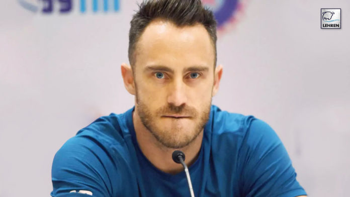 Faf du Plessis To Open For Chennai; Hints Head Coach Stephen Fleming