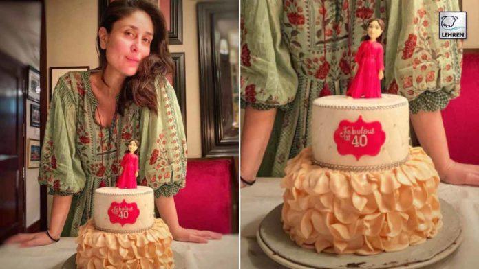 Kareena Cake Grabs Attention
