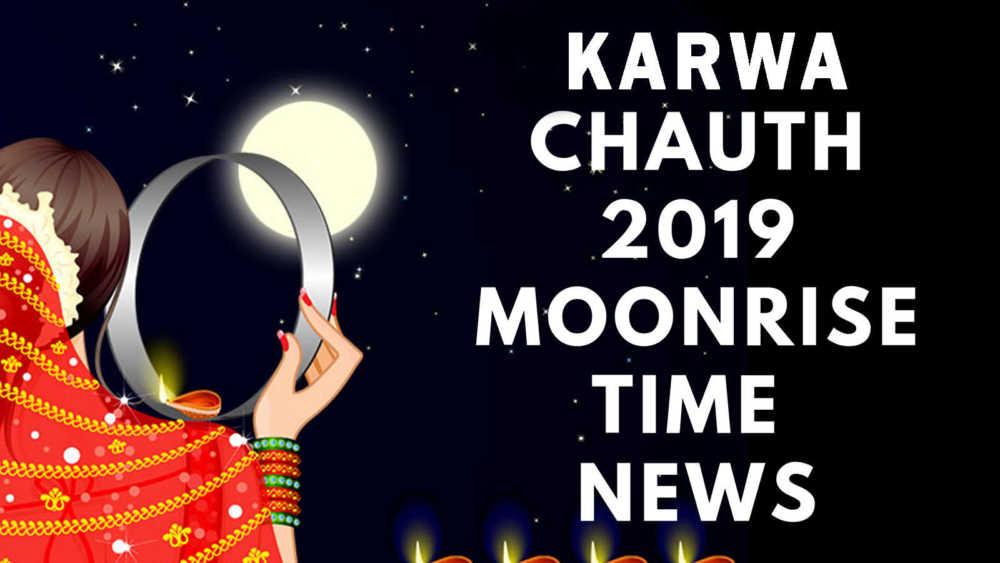 Karwa Chauth 2019: Moon rise time for Mumbai, Delhi, Bengaluru and other cities