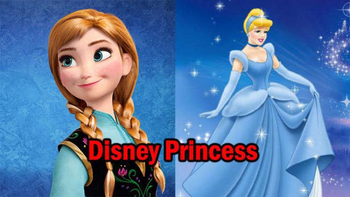 Most Popular Disney Princess Names