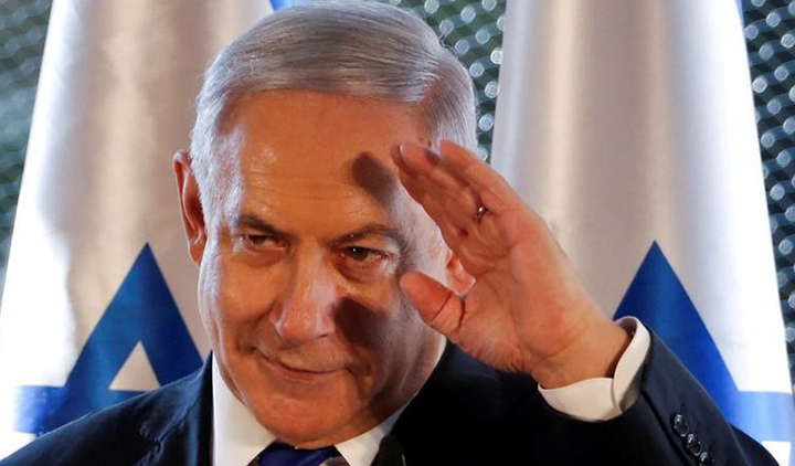 Netanyahu urges more pressure on Iran after latest nuclear move