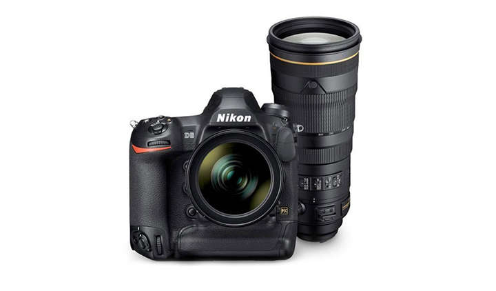 Nikon D6 announced with zero details