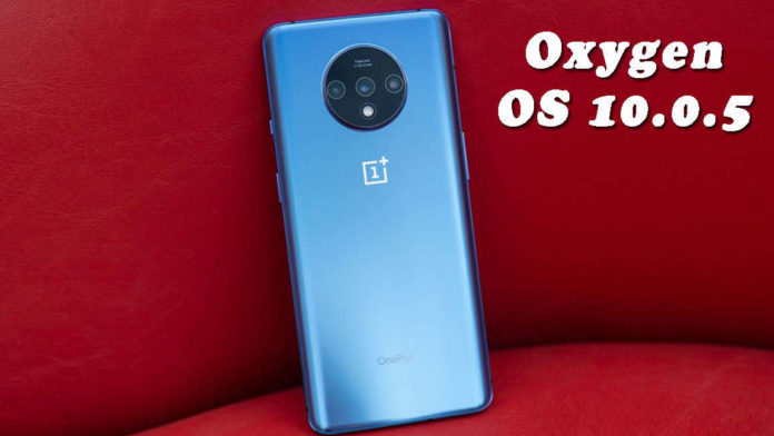 OnePlus 7T gets new OxygenOS update with October Android security patch