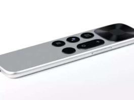 OnePlus TV: Here's what the upcoming smart TV's remote looks