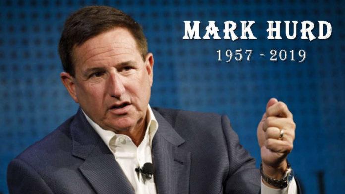 Oracle co-CEO Mark Hurd dies at 62