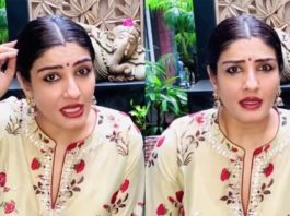 Raveena Tandon Shares Easy Home Remedy To Prevent Hair Fall