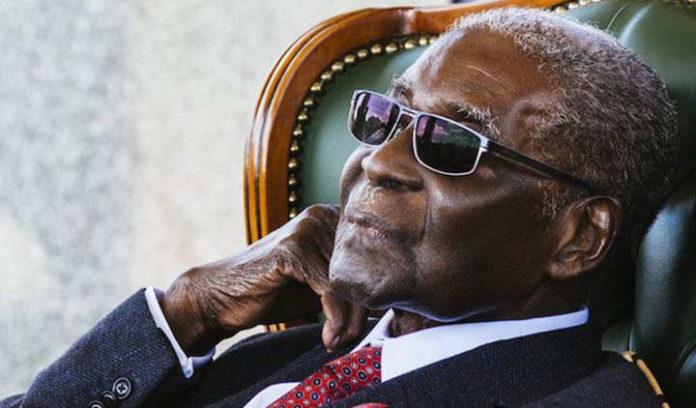 Robert Mugabe, Zimbabwe ex-president, dies aged 95