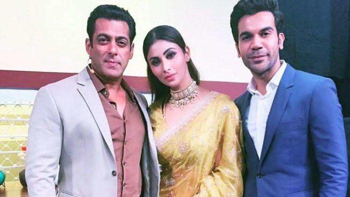 Salman Khan to romance Mouni Roy on Big Boss 13 with an 'ODHNI'