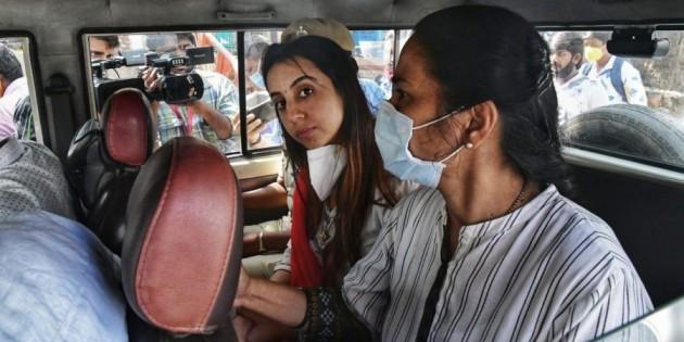 Mujhse Shaadi Karoge Fame Sanjjana Galrani Arrested Over Sandalwood Drug Case