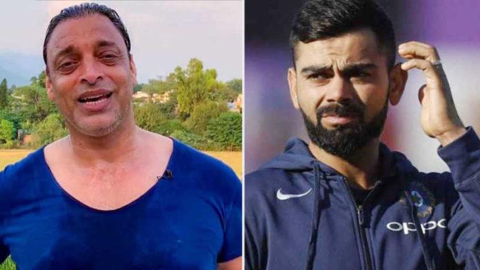 Shoaib Akhtar says, Virat Kohli stole Pakistan team's attitude