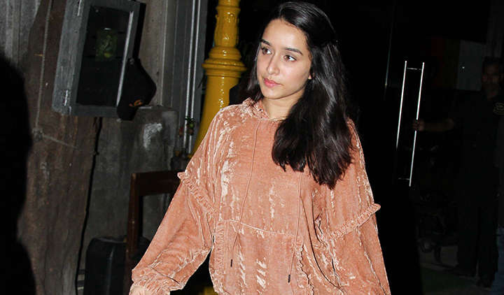 Shraddha Kapoor recently revealed that she dropped out of college to pursue acting