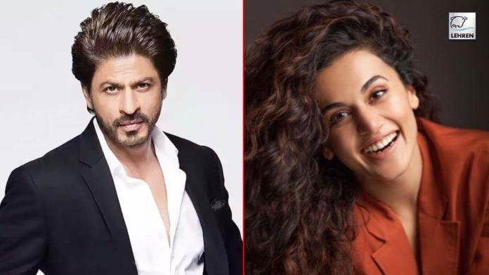 Taapsee Pannu Roped In Opposite Shah Rukh Khan For Rajkumar Hirani's Next?