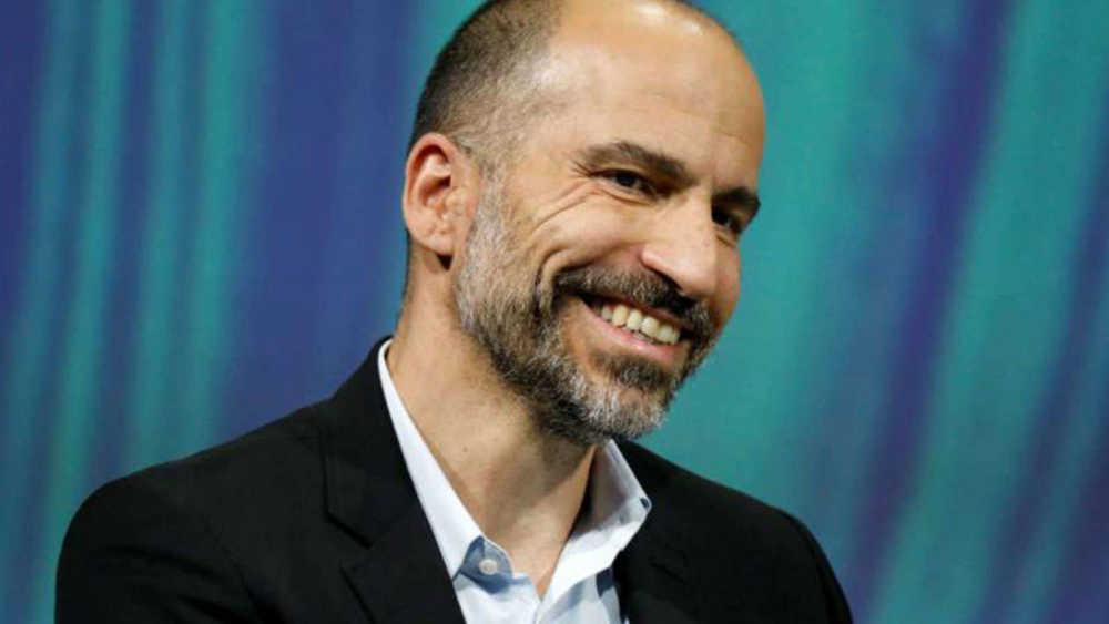 Car ownership is a trap that can be prevented: Uber CEO Dara Khosrowshahi
