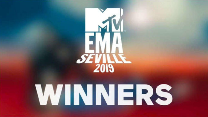 2019 MTV EMAs Winners List: Taylor Swift, Shawn Mendes, BTS and more