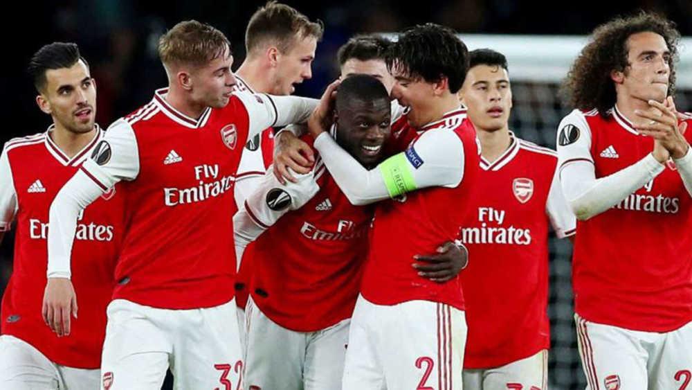Arsenal and Sevilla keep 100% Europa records intact
