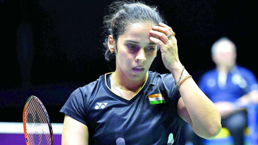 China Open: Saina Nehwal Crashes Out in 1st Round, Parupalli Kashyap Through