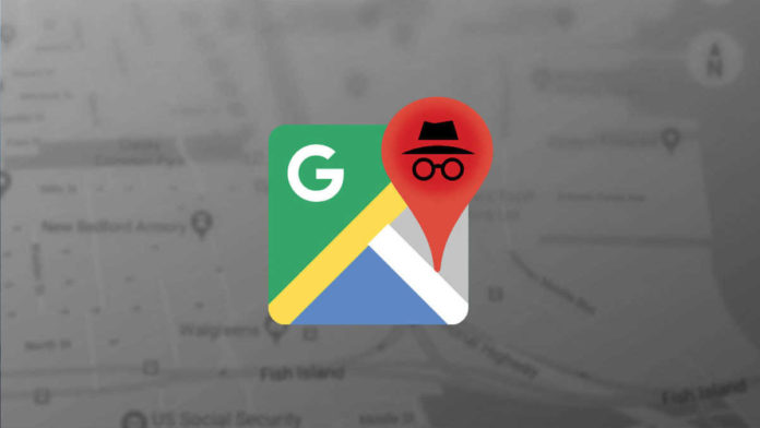 Google Maps for Android gets incognito mode