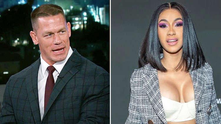 John Cena has no idea what Cardi B is doing in Fast & Furious 9
