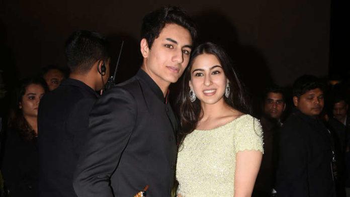 Pictures Of Sara Ali Khan & Ibrahim Ali Khan That Give You Major Sibling Goals