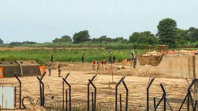 Terror camps spotted where Kartarpur Sahib Gurdwara is situated