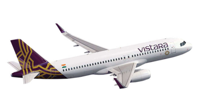 Vistara to double fleet size by March 2020