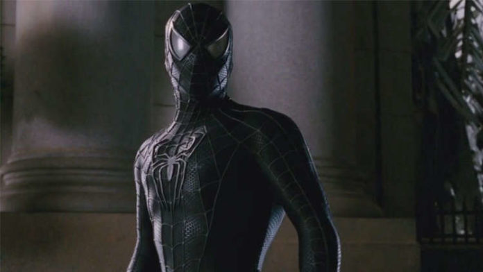 What Tom Holland's Black Venom Symbiotic Spider-Man Suit Could Look Like