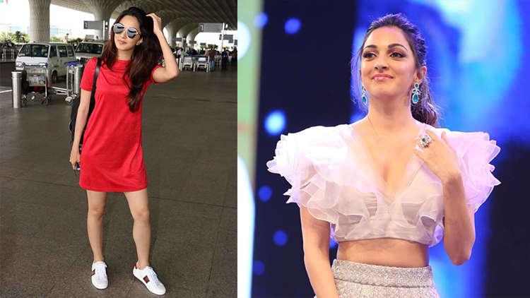 Kiara Advani's Fashion Evolution