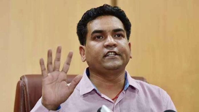 AAP asks EC to cancel candidature of BJP's Kapil Mishra