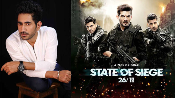 Actor Sonu Randeep Choudhary To Digitally Debut With Zee5's State Of Siege 26/11