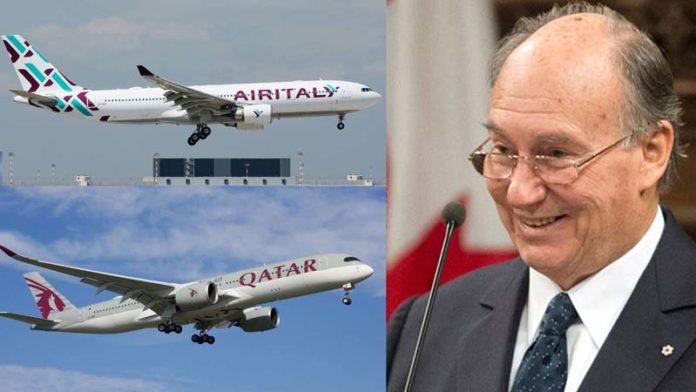 Aga Khan, Qatar Airways decide to liquidate two-year-old Air Italy